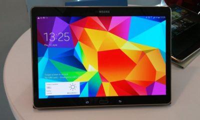 """Samsung estaría trabajando en una tablet de 18,4"""" 52"""