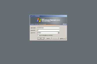 Parte de Internet sigue corriendo en Windows Server 2003