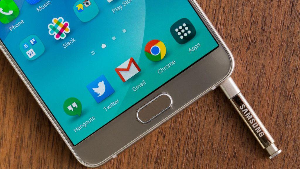 Galaxy Note 5 internacional sólo tendría 3 GB de RAM 31