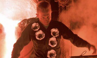 NASA: Nuevo material autoregenerativo estilo Terminator 43