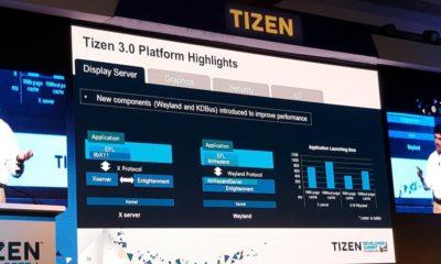 Samsung presenta mejoras en su sistema operativo Tizen 90