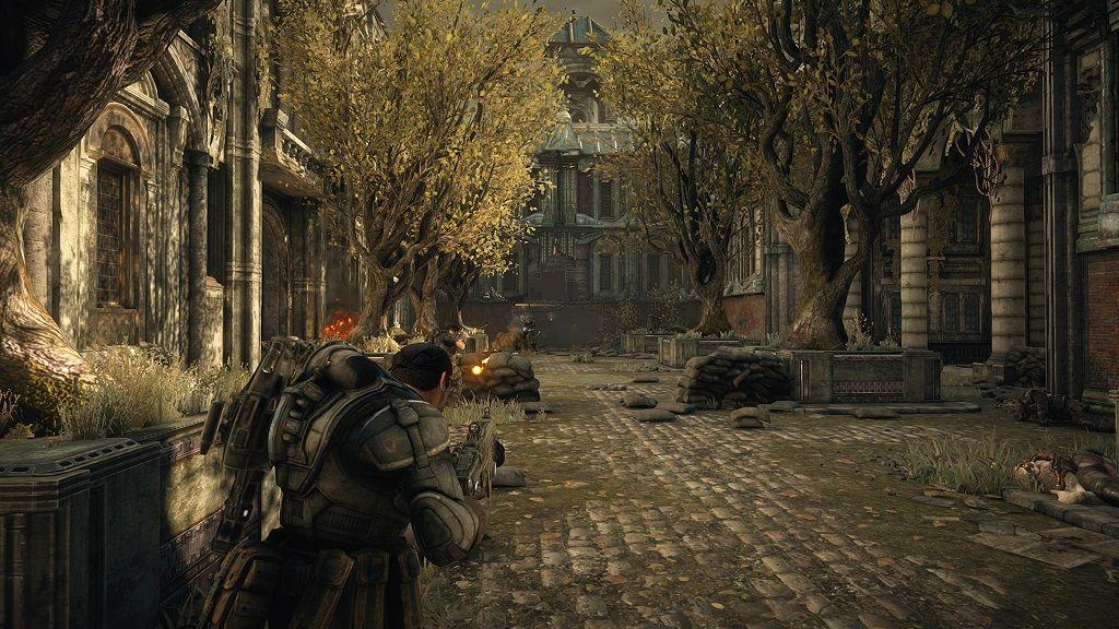 Gears of War Ultimate Edition: comparativa en vídeo 29