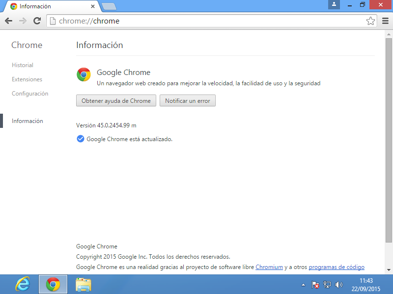 01 Google Chrome actualizado