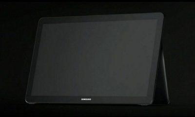 Samsung revela su tablet Galaxy View de 18,4 pulgadas 70