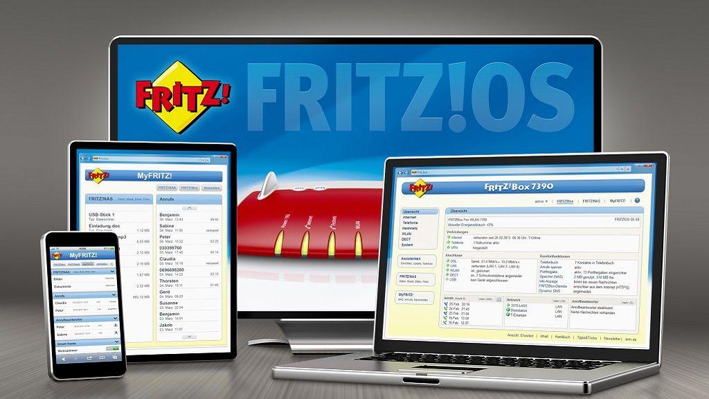 Ya puedes actualizar al nuevo FRITZ!OS 6.30 28