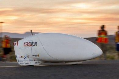 La bicicleta más rápida del mundo alcanza los 138 km/h