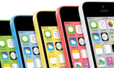 Apple retira el iPhone 5c de su página oficial 47