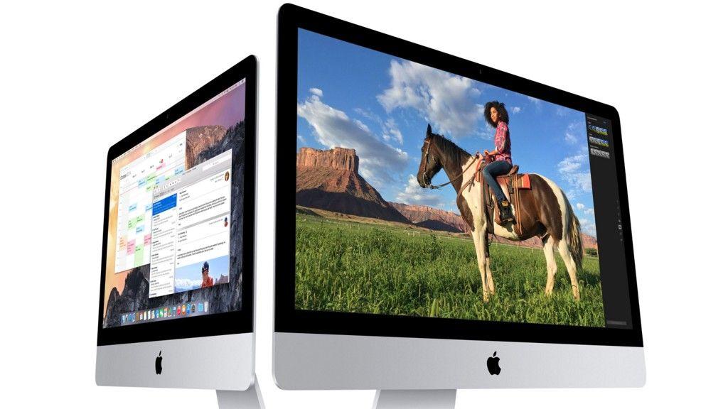 Apple lanzará un iMac de 21,5 pulgadas y 4K de resolución en otoño