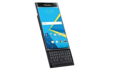 BlackBerry Priv confirmado, tendría arranque dual 46