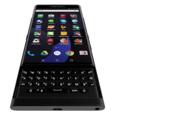 BlackBerry Venice vista al detalle en vídeo 31
