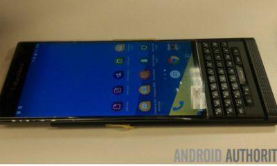 Aquí está BlackBerry Venice, el primero con Android 35