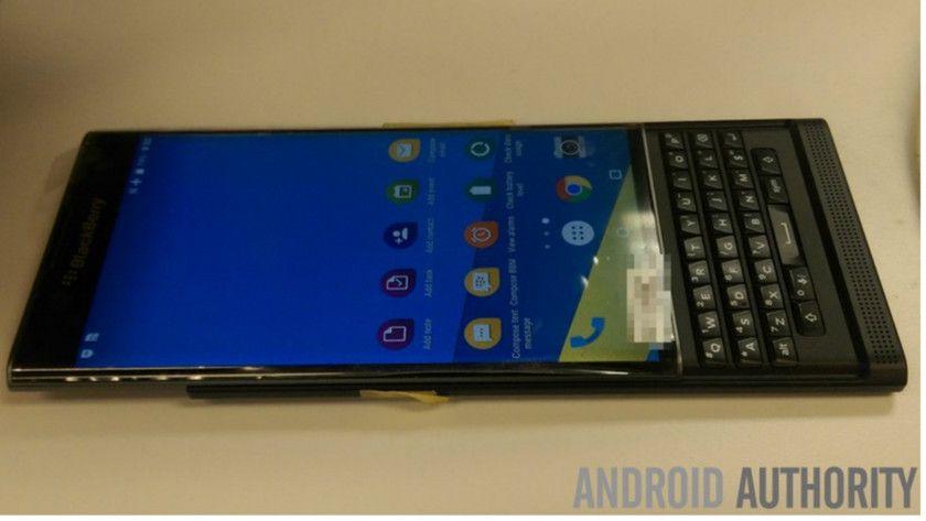 Aquí está BlackBerry Venice, el primero con Android 26