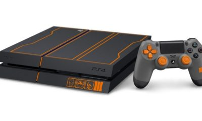 Bundle de PlayStation 4 con Call of Duty: Black Ops III y 1TB por 450$