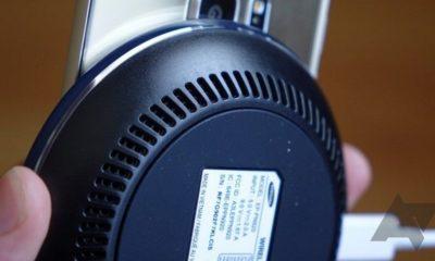 Cargador super rápido de Samsung incorpora ventilador