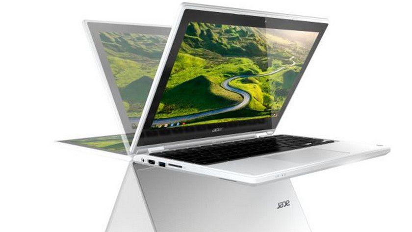Acer Chromebook R11, primer convertible Chrome OS 30