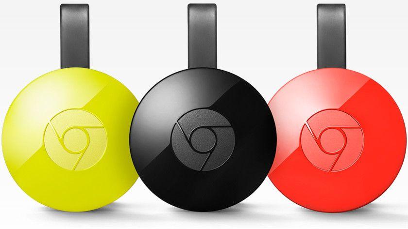 Google presenta Chromecast 2 y Chromecast Audio 30