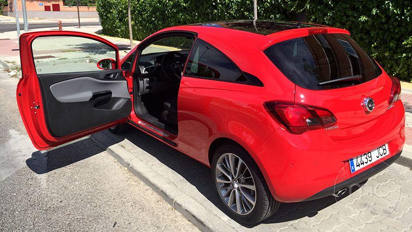 Opel Corsa 1.0 Turbo 115 CV, la quinta generación