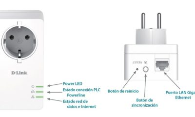 D-Link presenta el PLC PowerLine AV2 1000 HD Gigabit 30