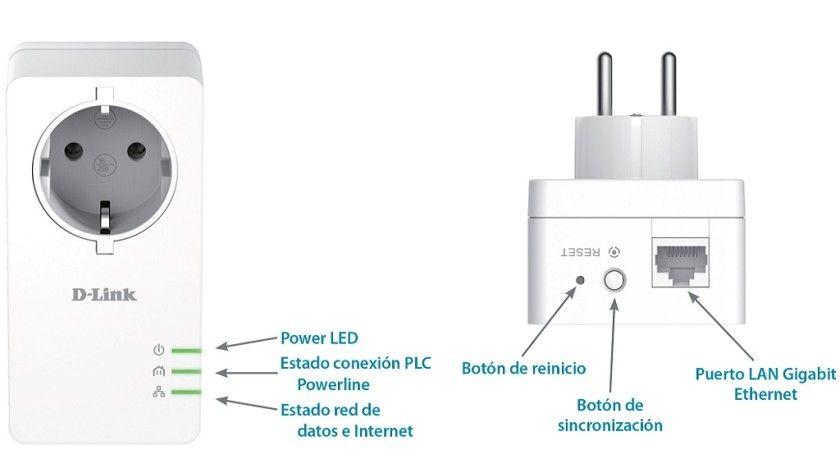 d link powerline av2 1000 manual