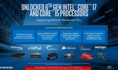 La RAM DDR3 puede dañar el IMC de Skylake 29
