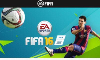 FIFA 16 demo ¡A jugar y a ganar una copia que regalamos! 31