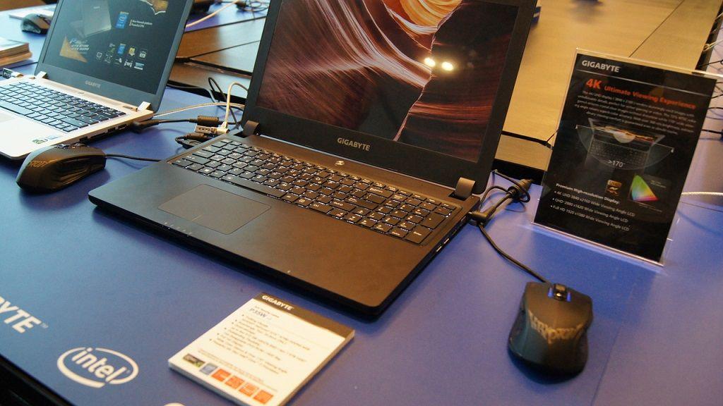 GIGABYTE anuncia nueva gama de portátiles gaming 30