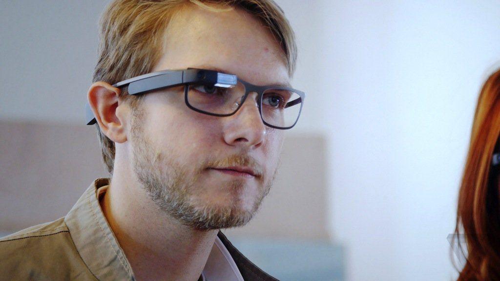 Google Glass ahora se llama Project Aura