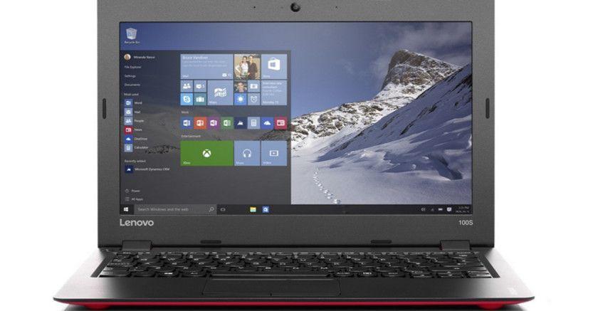 Lenovo IdeaPad 100s: otro portátil Windows 10 barato, barato 28