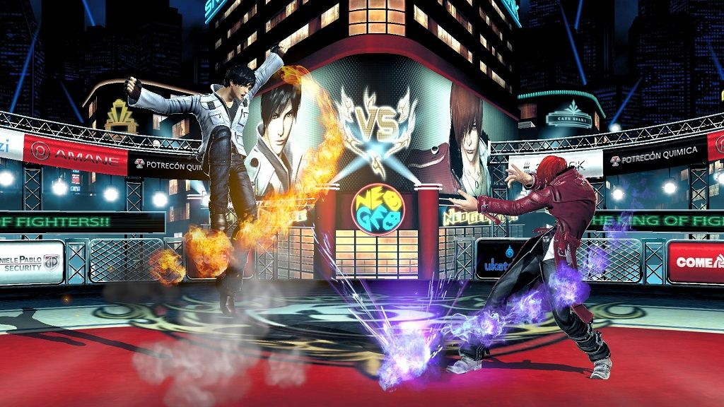 Primer vídeo del nuevo The King of Fighters XIV 30