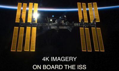 La NASA lanzará un canal de televisión 4K en noviembre