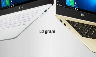 Lanzados en E.E.U.U. los LG Gram, rivales de los MacBook Air