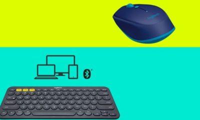 Logitech lanza el teclado K380 y el ratón M535, ambos inalámbricos por Bluetooth