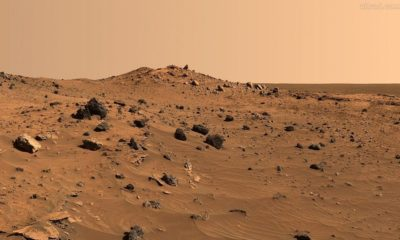 La NASA descubre que el agua sigue fluyendo en Marte 108