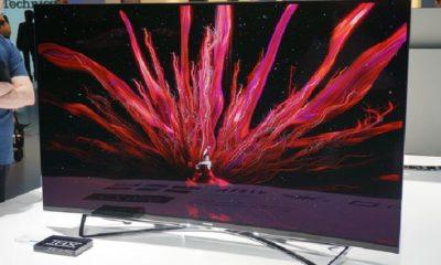 Panasonic apuesta por las OLED 4K con HDR 77