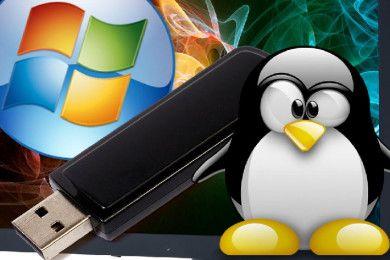 Diez aplicaciones para crear un USB de arranque