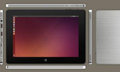 Presentadas unas tablets con Ubuntu