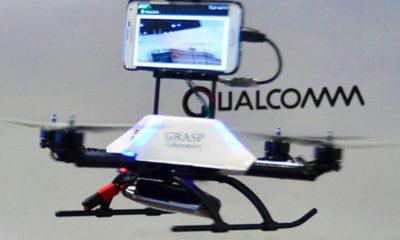 Qualcomm sube al cielo con Snapdragon Flight 30
