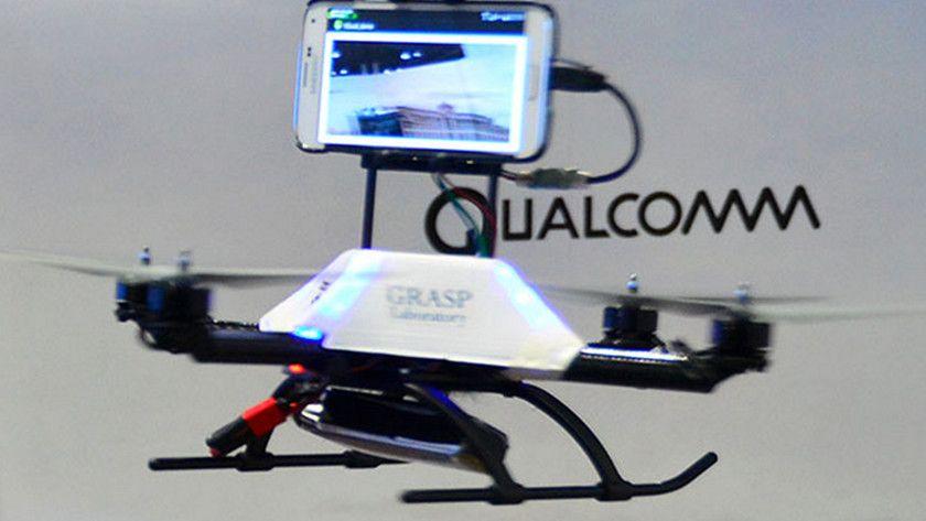 Qualcomm sube al cielo con Snapdragon Flight 28