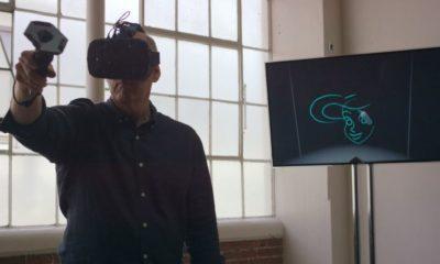 Así pinta con Realidad Virtual un mito de la animación 34