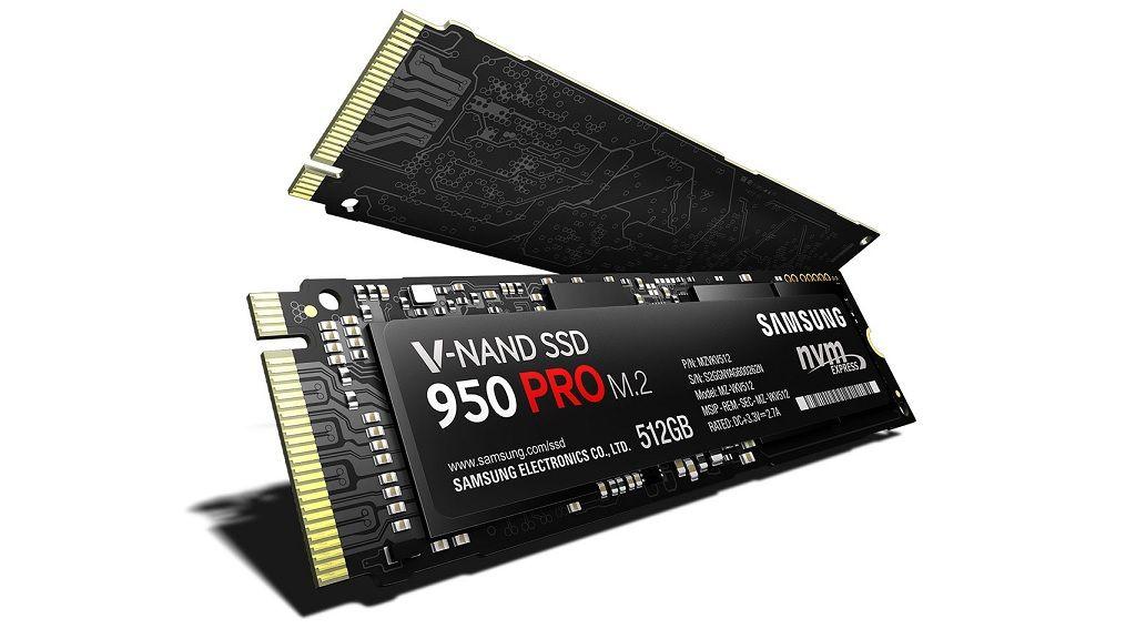 Los nuevos SSD Samsung 950 Pro vuelan a 2,5 GB/s 30
