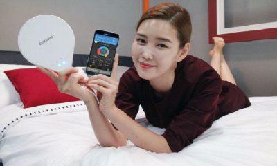 Tu sueño al descubierto con el Samsung SleepSense 48