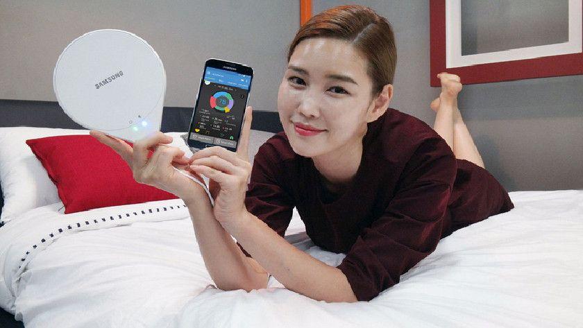 Tu sueño al descubierto con el Samsung SleepSense 29