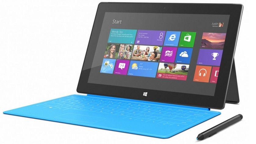 Dell y HP venderán y soportarán tablets Surface Pro 29