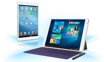 Teclast X98 Pro, potente tablet con arranque dual 112