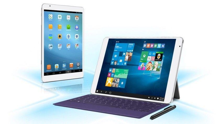 Teclast X98 Pro, potente tablet con arranque dual