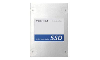 Nuevos SSDs de Toshiba con caché adaptativa 35