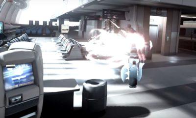 Epic Games presenta demo Bullet Train para Oculus Touch 33