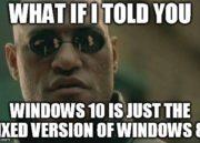 Humor: Las bromas sobre Windows 10 arrasan Internet 39