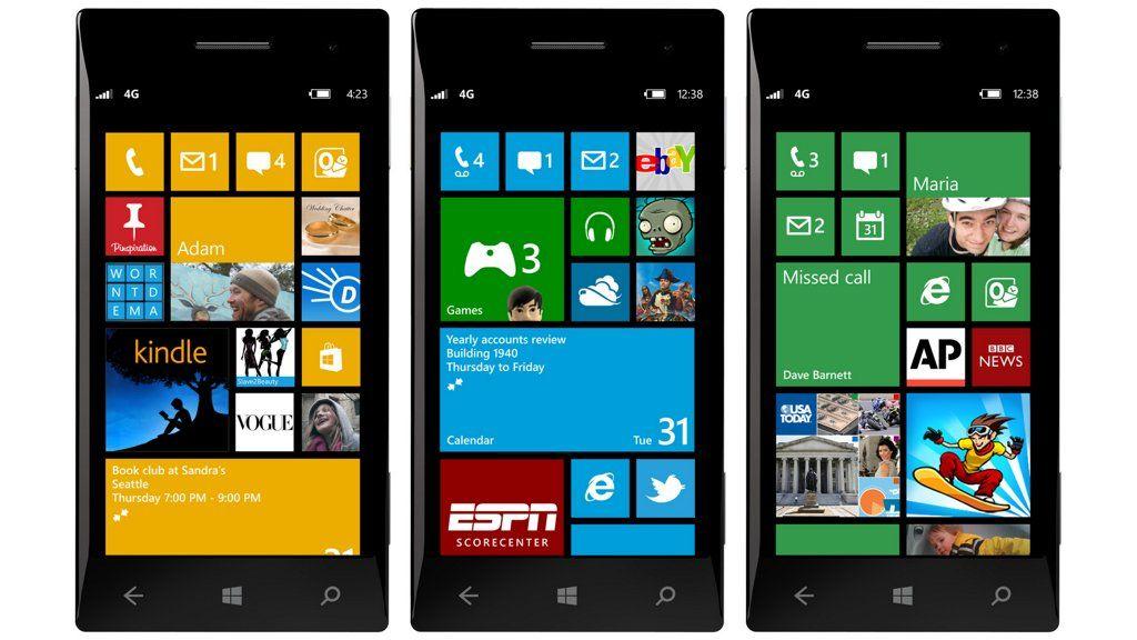 Windows Phone sigue hundido. 2,9 por ciento de cuota en Estados Unidos