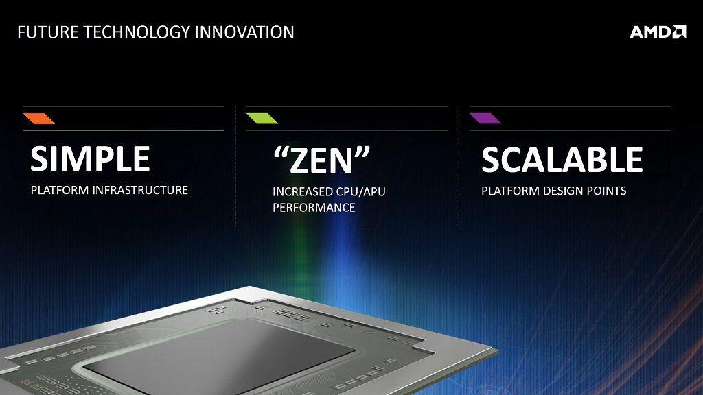 Las CPUs ZEN de AMD marcarán un gran salto, pero en 16nm 31